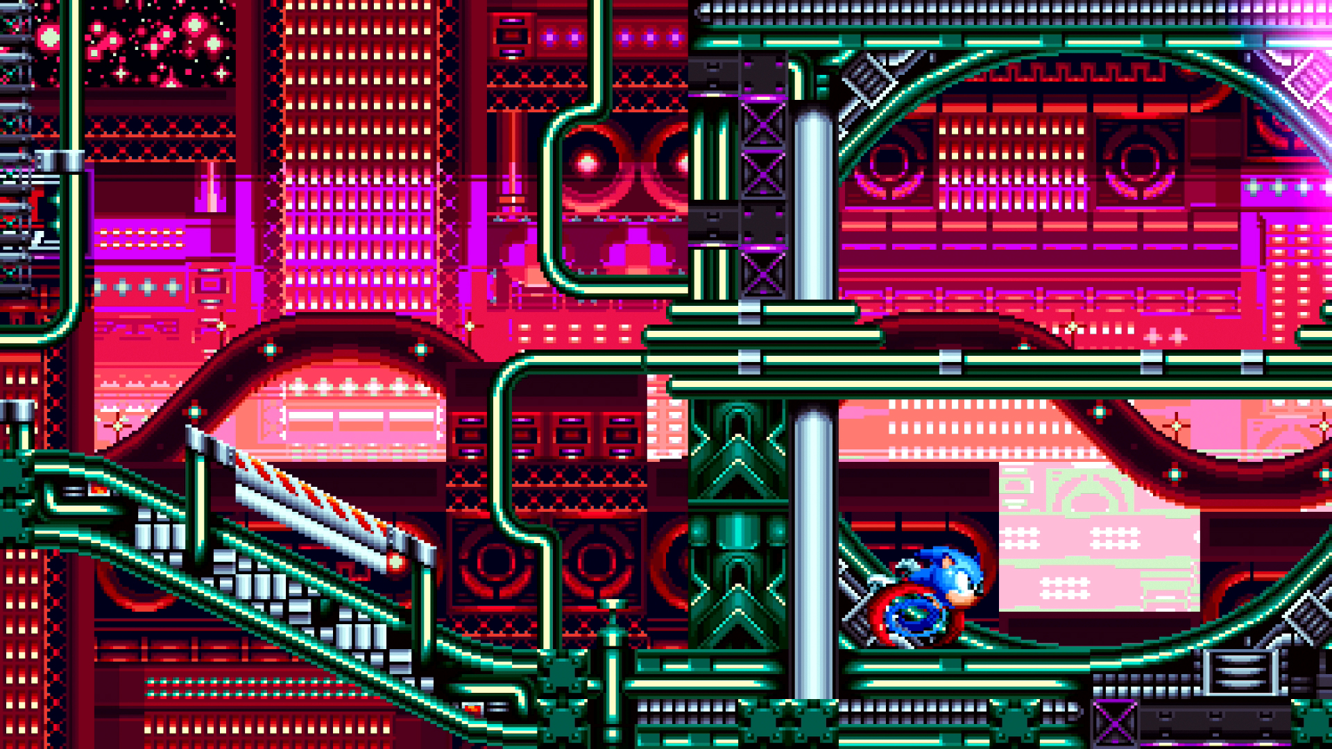 Sonic Mania Plus - New Encore mode